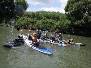【長野・志賀高原】ランチ付き!琵琶池&千曲川 1日SUP体験ツアー♪の画像