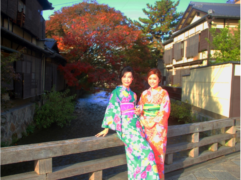 kimono kimono rental gion shijo station 5 min walk tourist
