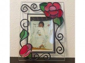 [岐阜垂井町]玻璃藝術體驗♪室內裝飾用品製作,如彩色玻璃(2人〜)