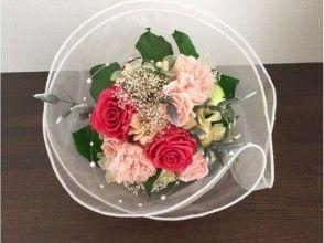 [岐阜垂井町]內飾和流行的禮品♪保鮮花的經驗(2人〜)