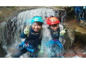 【石川・加賀】キャニオニング 冒険!「西住コース」の画像