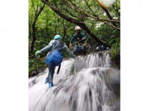 【石川・加賀】シャワークライミング&キャニオニング 癒し ♪「九谷コース」の画像