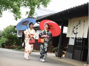 【福岡・福岡市】能古島で着物着付け体験 ♪の画像
