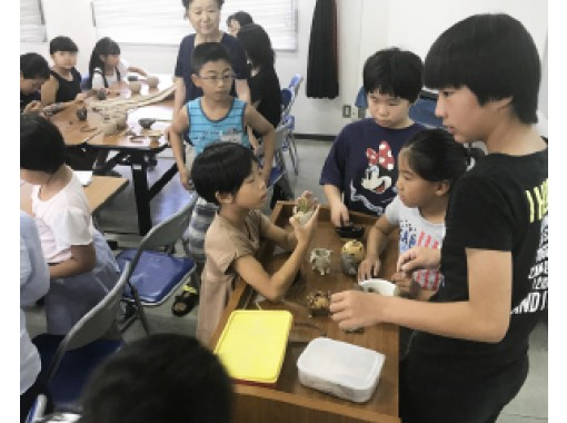 【広島・福山】4才から楽しめる陶芸体験~木型ろくろ使用!手ぶらでOKです(福山寺町教室)
