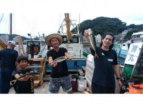 【Kanagawa · Yokosuka】 Feel free even for beginners! Let's go horse mackerel ♪ Benefits: a gimmick one piece service ♪ image