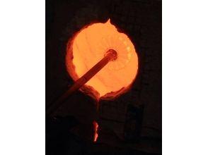 【東京・大泉学園】吹きガラス体験・2時間たっぷり作り放題 ♪の画像