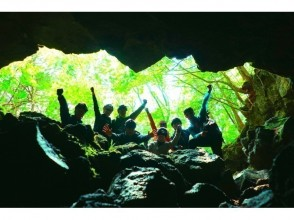 【Aokigahara junkai】 Adventure of yearning! ! Exploring the caves of the mysterious forest ~ To the world of ice
