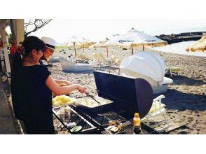 【神奈川・三浦】美しい海を眺めながらBBQ!SUP・カヤック・ボートクルーズ・シュノーケル遊び放題!の画像
