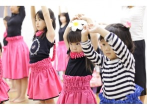 【神奈川・横浜】月1回開催 ♪「こどもと一緒に親子でフラダンス♡」プランの画像
