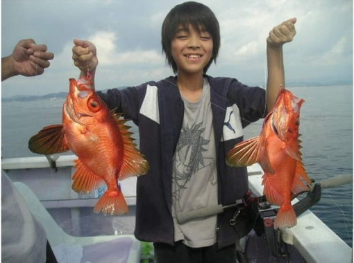 【千葉・南房総】何が釣れるかな?大海原で「五目釣り体験」サポート付きで安心!初心者の方大歓迎!
