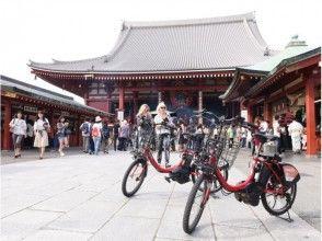 浅草・上野・蔵前下町一周ハンドメイド体験★サイクリングツアー!の画像