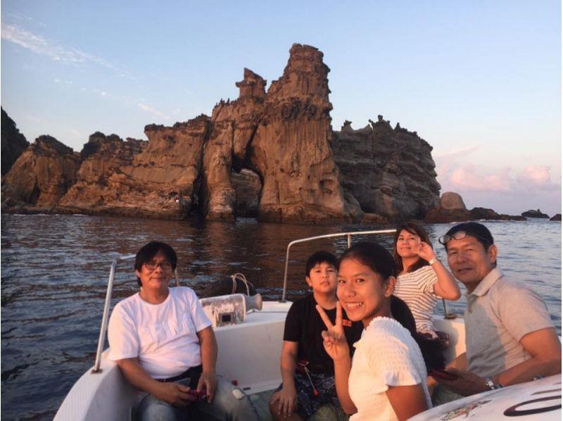 日南海岸国定公園周遊 サンライズ・サンセットクルーズプランの紹介画像