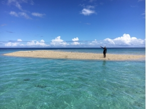 【沖縄・西表島】奇跡の島!珊瑚のかけらのバラス島・お手軽半日シュノーケルツアー