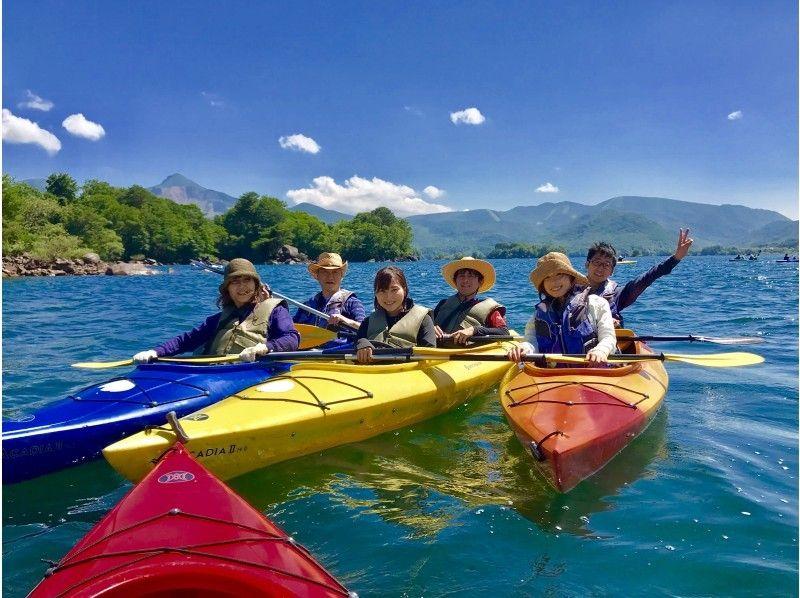 ประสบการณ์การพายเรือแคนูในทะเลสาบ Shinbara 】 9:00 พบกัน! คอร์ส ...