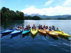 【Lake Sasahara Ikari Lagoon Canoe Experience】 1 day course (with outdoor lunch)