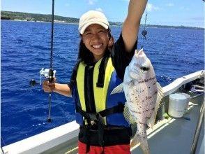 【沖縄・恩納村】初心者・お子様大歓迎!五目釣りトロピカルフィッシング!の画像
