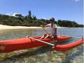 【沖縄・西表島】体験アウトリガーカヌー(所要時間・約2時間)