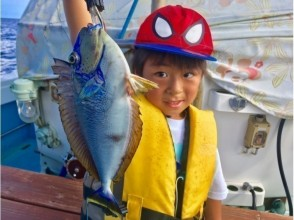 【Okinawa · Kadena】 OK by hand! Half day fishing boat experience ☆ (morning and afternoon) images