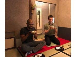 【東京・都立大学駅】本格茶室で茶道体験&緑茶・和菓子の味めぐり♪の画像