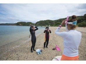 【鹿児島・奄美大島】ビーチからエントリー★スノーケリングツアーの画像