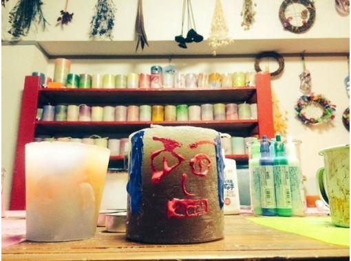 【愛知・名古屋】作成したキャンドルをデコっちゃおう!「キャンドルデコレーション体験」