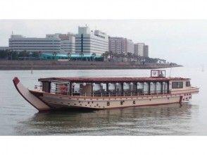 【Urayasu Deport】特殊空间屋形船太放松了巡游船!周末私人派对计划! (来自15人)