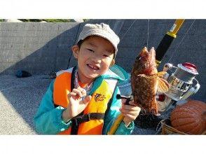 【初心者向けプログラム】安心のレクチャー付き!海釣り体験