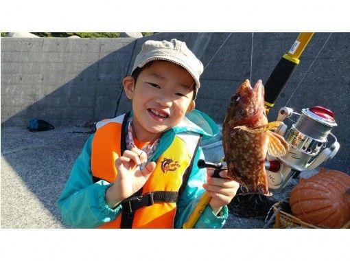 【初心者向け】間越の海で釣りをしてみよう♪釣り体験教室