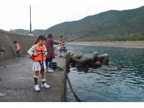 【大分・佐伯市】間越の海で釣りをしてみよう♪(初心者向け)の画像