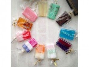 【京都・烏丸】可愛いアイスキャンディーソープを作ろうの画像