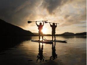 【沖縄・西表島】選べるSUP or アウトリガーカヌー★早朝パドリングの画像