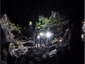 【沖縄・西表島】世界自然遺産登録地!マングローブの川カヌー体験クーラの滝つぼ&ケイビング1日、写真データ、昼食付き