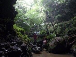 【沖縄・西表島】カヌーで行くピナイサーラの滝つぼ&ケイビング(1日コース)写真データプレゼント