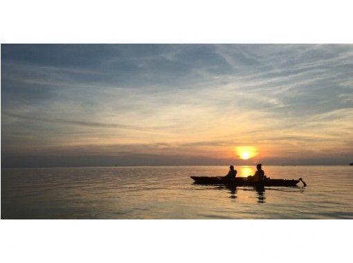 〔沖縄・西表島〕 ドラマチックな朝を満喫 サンライズカヤックツアー ショートコース