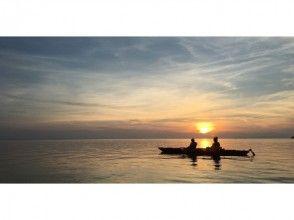 〔沖縄・西表島〕 ドラマチックな朝を満喫 サンライズカヤックツアー ロングコースの画像