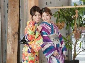 【京都・八坂神社/着物レンタル】記念撮影プラン★着物を着た記念を写真で残せる☆の画像
