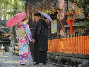 【京都・八坂神社/着物レンタル】ロケフォトプラン★本格的な撮影ができる☆の画像