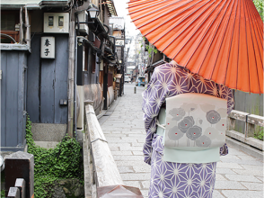 【Kyoto · Kyoto city】 Kimono style kaiten cooking experience ☆ Wear kimonos and learn Japanese manner of manners