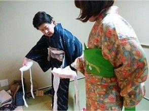 【京都・東山駅から徒歩5分】選べる3種の伝統文化体験!茶道、香道、着付体験★60分コースの画像