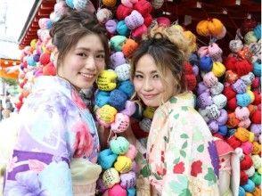 【京都・祇園四条店】スタンダード着物レンタルプランの画像