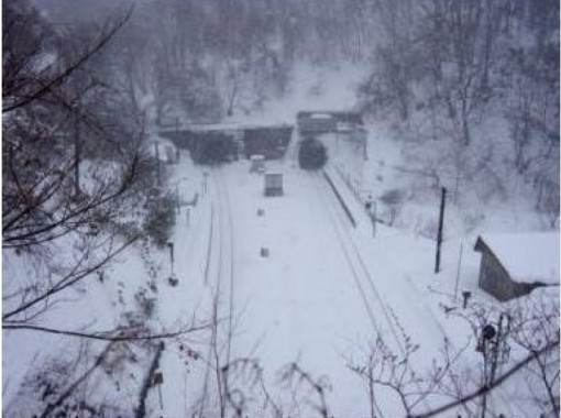 [Winter exploration tour] A tour aiming at the winter watershed & the popular unexplored station JR Koboro station!の紹介画像