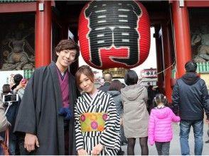 【東京・浅草店】スタンダード着物レンタルプランの画像