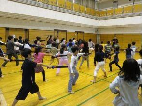 【東京・駒沢】お子様でも参加できる!サムライ本気バトル! スポーツチャンバラ体験会♪の画像