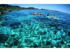 宮城島 伊計島 セミロングカヤックツーリングツアーの画像
