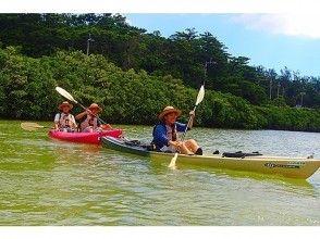 【沖縄・やんばる】マングローブ&太平洋(リバー&シーカヤック)♪(5時間コース)の画像