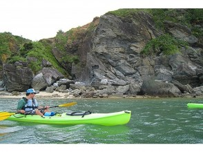 【沖縄・やんばる】慶佐次湾シーカヤックと海辺の散策♪(2時間コース)の画像