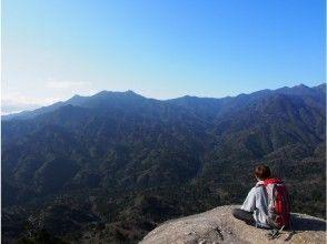 【装備無料レンタル付き】やさしい登山!白谷雲水峽~苔むす森~太鼓岩からの絶景の画像