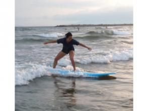【沖縄・北谷】初心者向け☆サーフィン体験スクールの画像