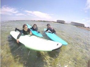 【沖縄・北谷】プロサーファーが楽しく教える^^!未経験者向け★体験型サーフィンスクール!