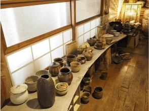 【Gunma · Minakami】 Pottery Experience Electric Rolling Course Image on the Border of the Tone River